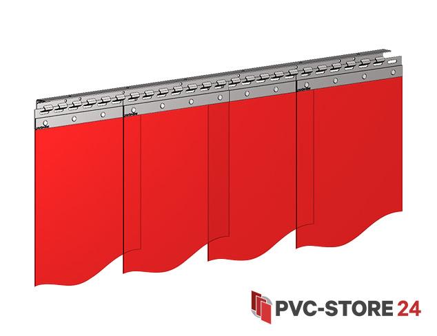 fertige PVC Vorhänge